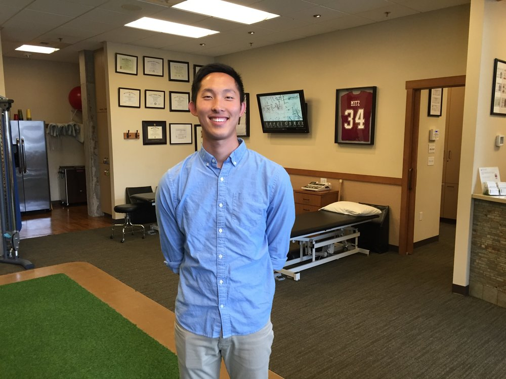 Shin ParkRehabilitation Aide 2016-2019 - High School: JuanitaCollege: Western Washington UniversityPTA School: Lake Washington Technical College. Shin is in his final rotation in Vancouver, WA and ends in Feb 2019.