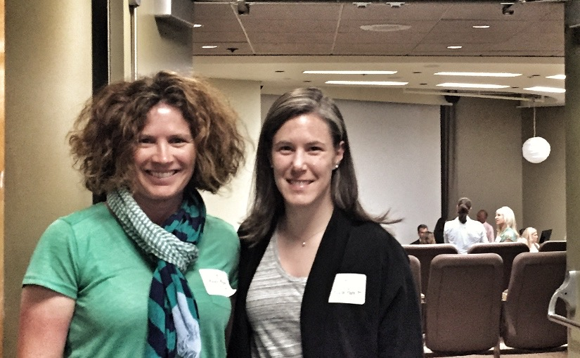 Pediatric Sports Medicine - Mandie and Jessica attend and represent LWPT at the Pediatric Sports Medicine conference as they discuss the latest research on injury prevention.June 2017