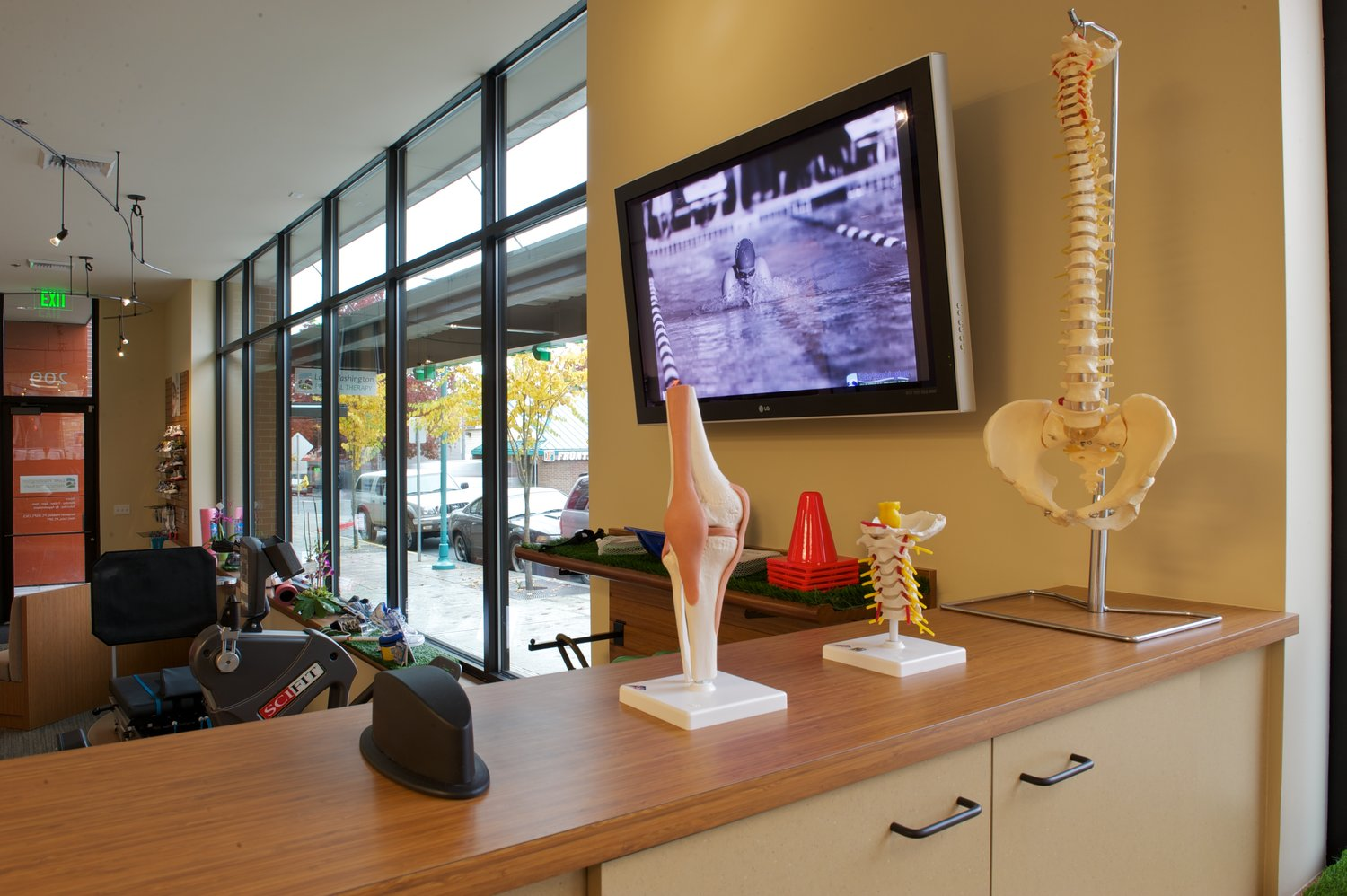 Kirkland Downtown — Lake Washington Physical Therapy