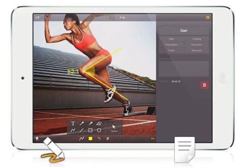 Dartfish iPad