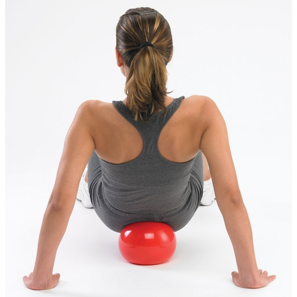 Massage & Mobilization Balls - OPTP offers three ball sizes to accomodate various body areas. Inflate or deflate balls as needed to adjust size or firmness. Needle inflating pump required for inflation (sold separately). Supports up to 660 pounds.