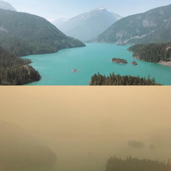 Air Quality Washington