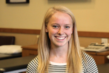 Annika HaymanLWPT 2014-2016 - High School: RedmondCollege: ConcordiaPT School: Washington University St. Louis