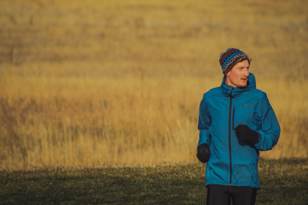 """""""Almost nobody in the field is heading to the start line with as consistent health and training as me, and that makes me dangerous."""" -"""