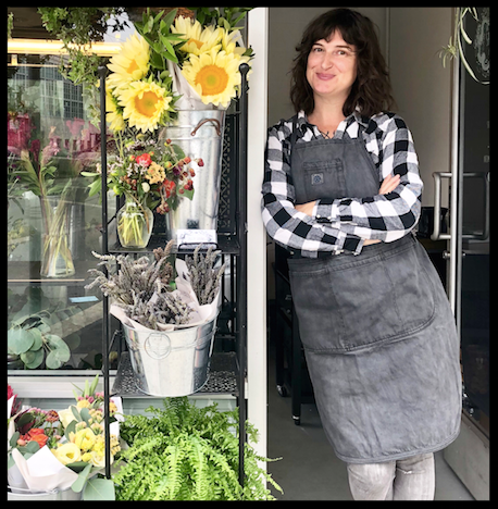 Now open! - We offer plants and pre-made bouquets for those looking for something quick to