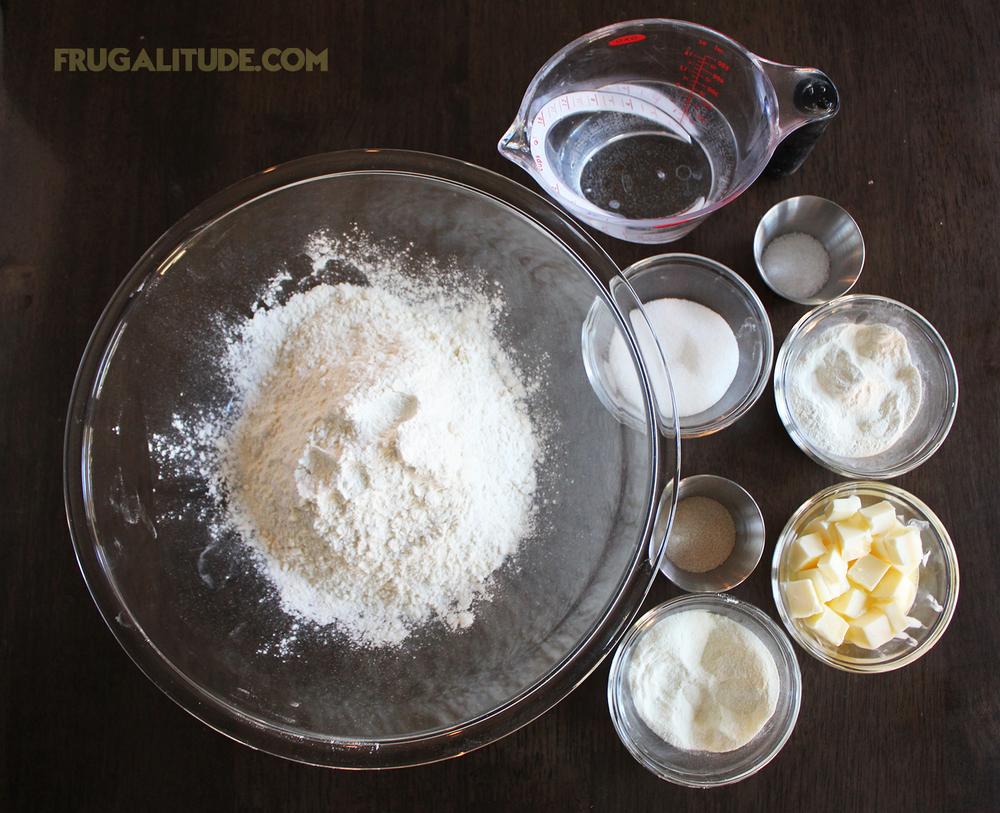 1. Ingredients