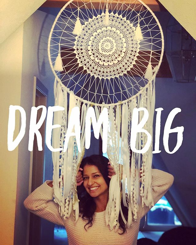 💫Keep your DREAMS BIG & your fears small!!🙌🏽