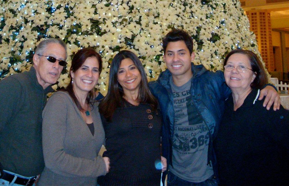 Santos-Cordero Family