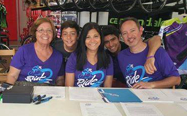 Marcano-Santos Family