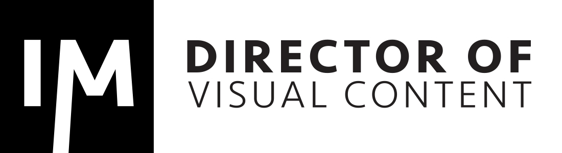 DIRECTOR OF VISUAL CONTENT
