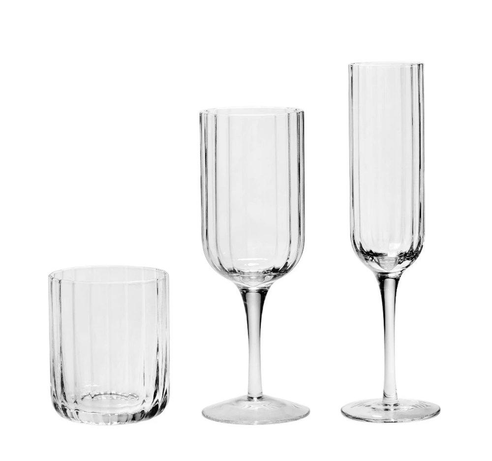 Click to View: Modern Parisian Glassware