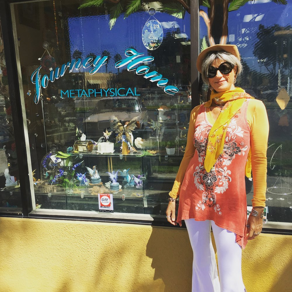 Anastasia - psychic at Journey Home