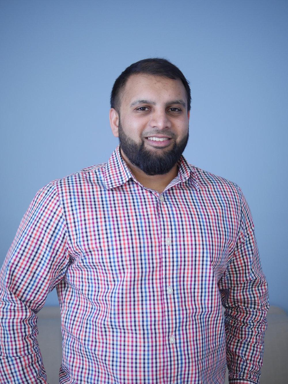 Tauqeer Zaidi Board Member