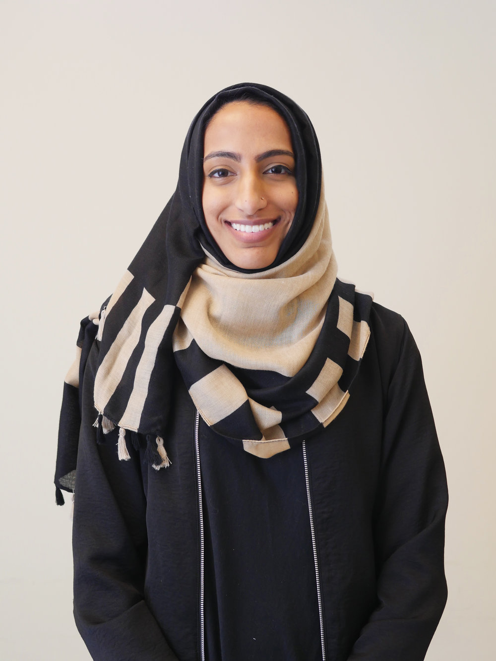 Amnah Sultan Marketing Director