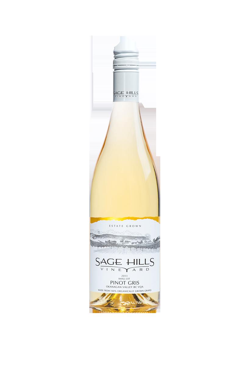 Pinot Gris 2017  Sage Hills Winery