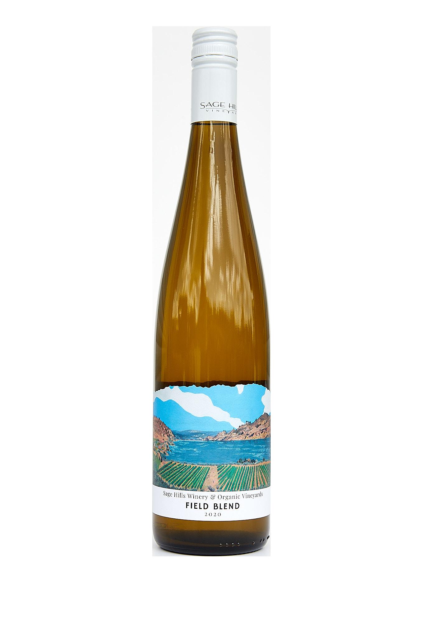 Field Blend 2020  Sage Hills Winery