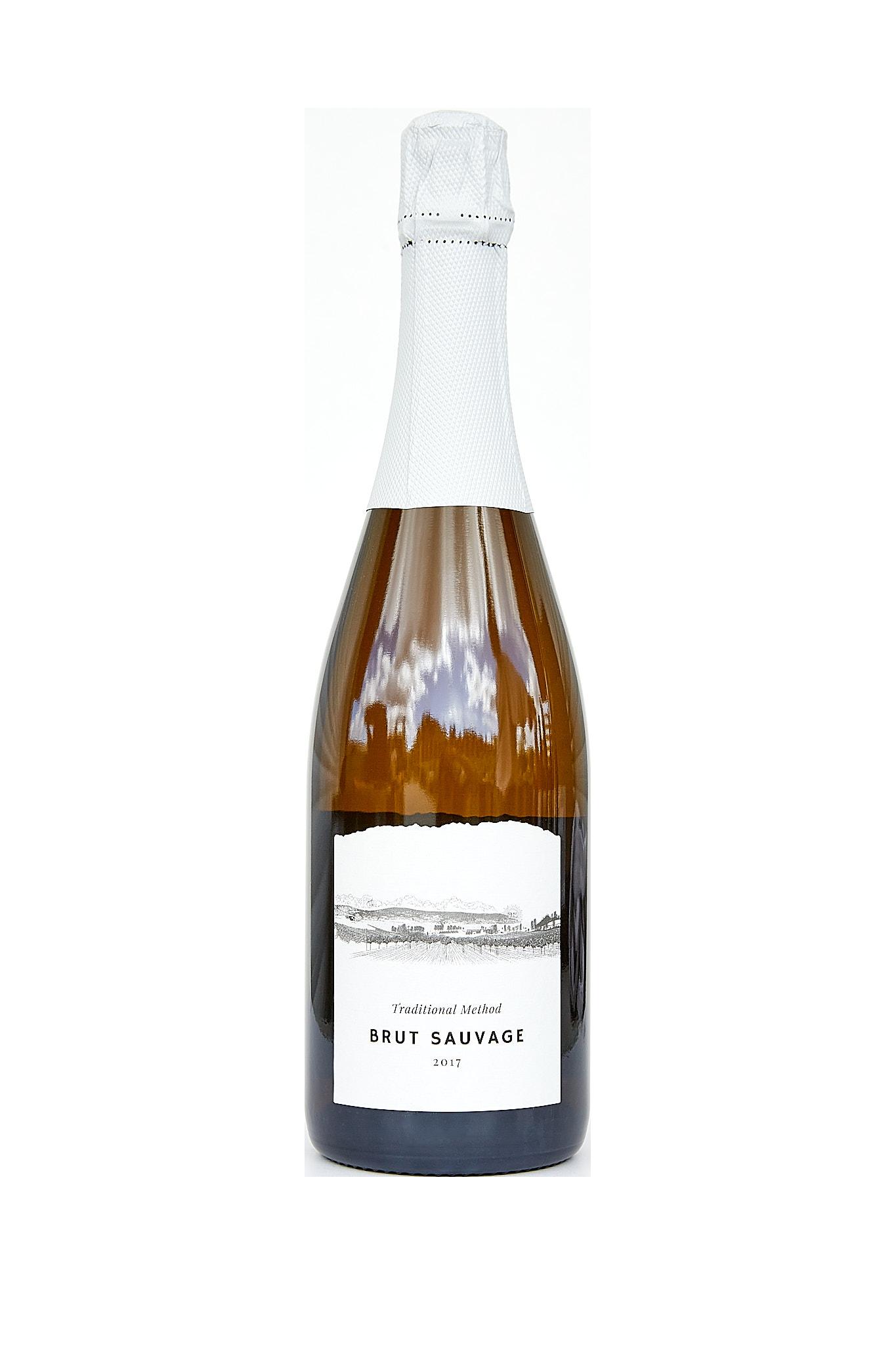 Brut Sauvage 2017  Sage Hills Winery