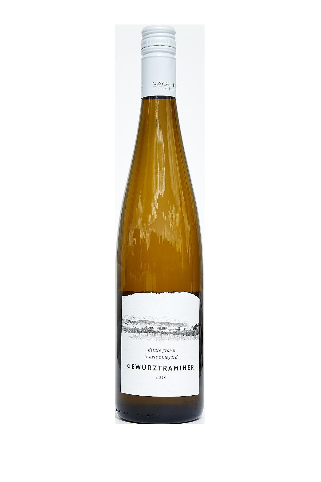 Gewrztraminer (Zero/Zero) 2019  Sage Hills Winery