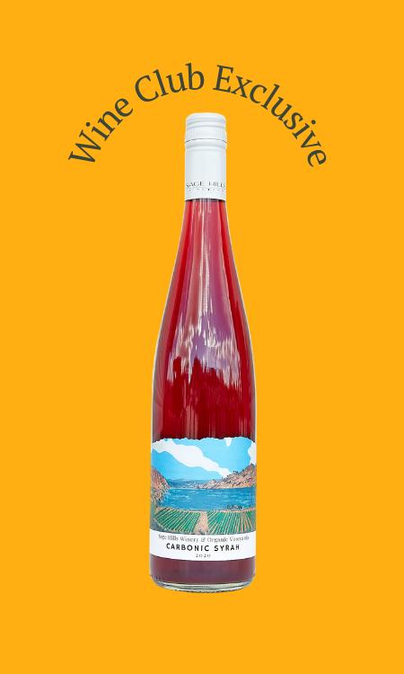Carbonic Syrah 2020  Sage Hills Winery