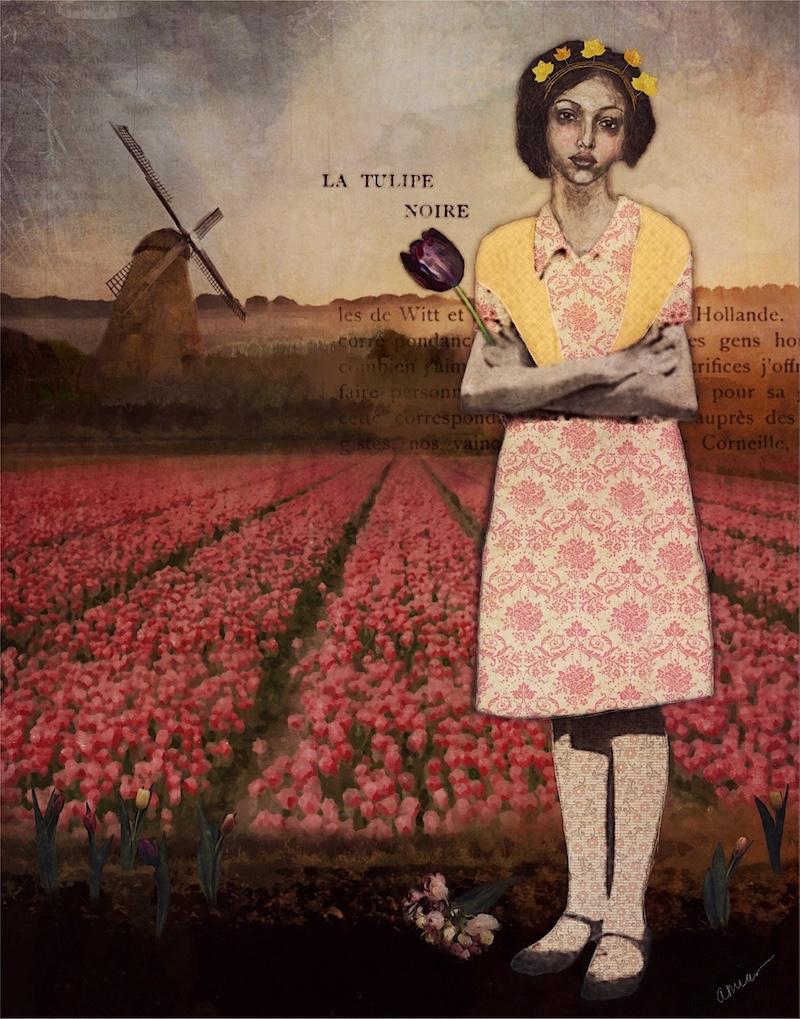 Behold the Tulip Queen, 2018