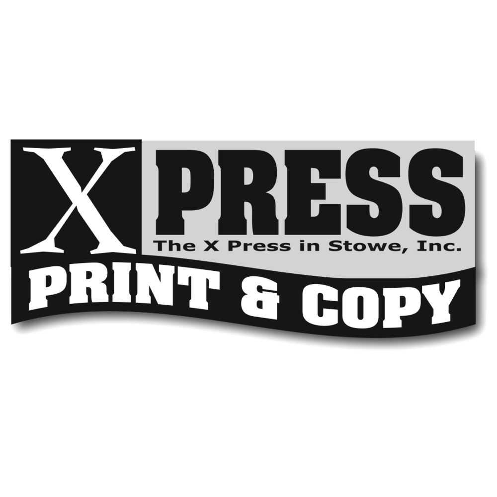 X Press Logo BW NO HAND.png