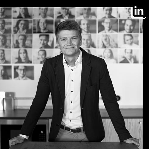 Lucas Henning  Blockchain Architect  Former Blockchain Architect at Deloitte