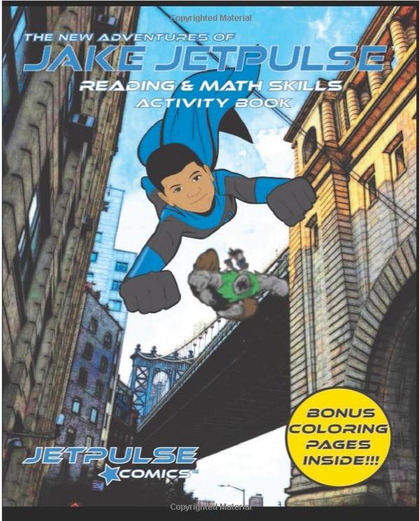 Jake JetPulse Book Cover