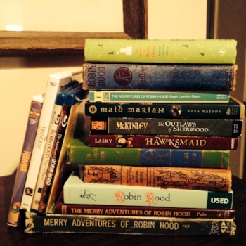 looooots of robin hood {robyn hoode} research… i got a bit carried away.