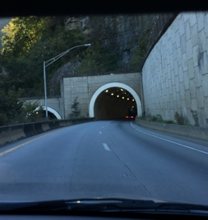do you hold your breath and make a wish when you drive through tunnels? my husband has never heard of it, but i've always done it.  anyway, my wish on the drive to nashville came true. let's hope the ones i made on my return trip do, too. ;)
