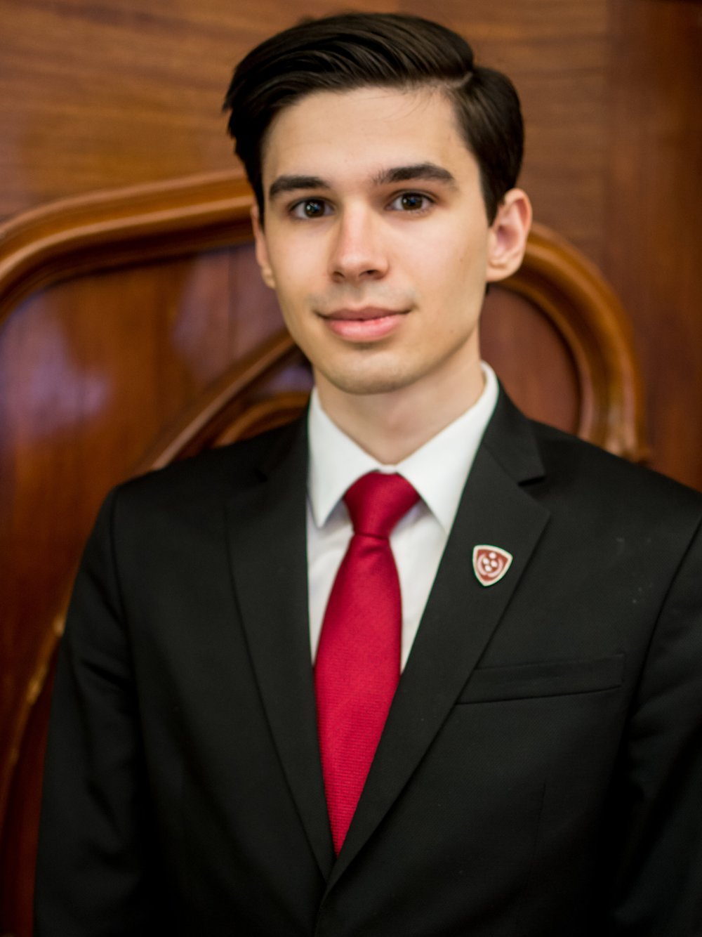 Samuil Stoychev - Chief of Staff - Meet Sam, your Chief of Staff for McMUN 2019! Sam was born in Bulgaria but was raised in Montreal, and he is now entering his third year at McGill Law. Sam is incredibly active in the student body, being involved with the McGill Business Law Association, Journal of Sustainable Development Law, and the Judicial Board of the Students' Society of McGill University. He has also been passionate about Model UN for close to seven years, and he attended McMUN as a delegate before holding the positions of Food Coordinator and Director of Public Relations at the conference. When he's not busy with McMUN, watching politics-themed TV shows, or learning classical languages, Sam loves being outdoors - you can frequently find him playing tennis and swimming!