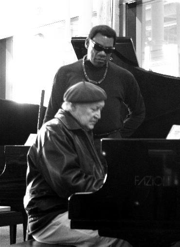 Henry Butler & Larry Vuckovich