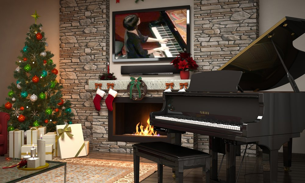 DISKLAVIER - HYBRID PLAYER/RECORDING PIANOS