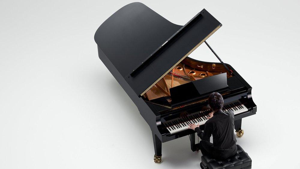 ACOUSTIC PIANOS - GRAND, UPRIGHT & PREMIUM PIANOS