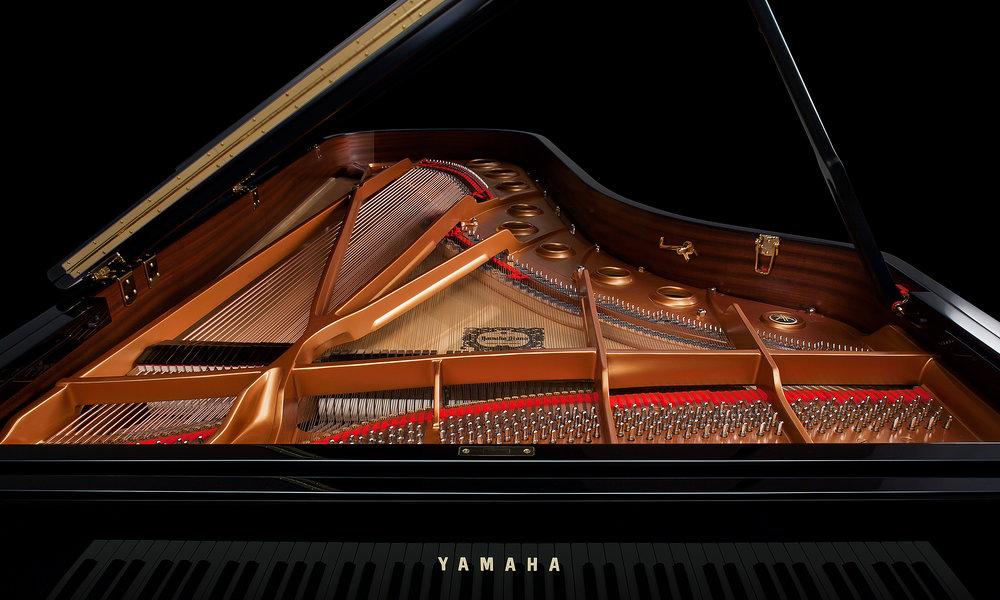 Premium Pianos - CF Series