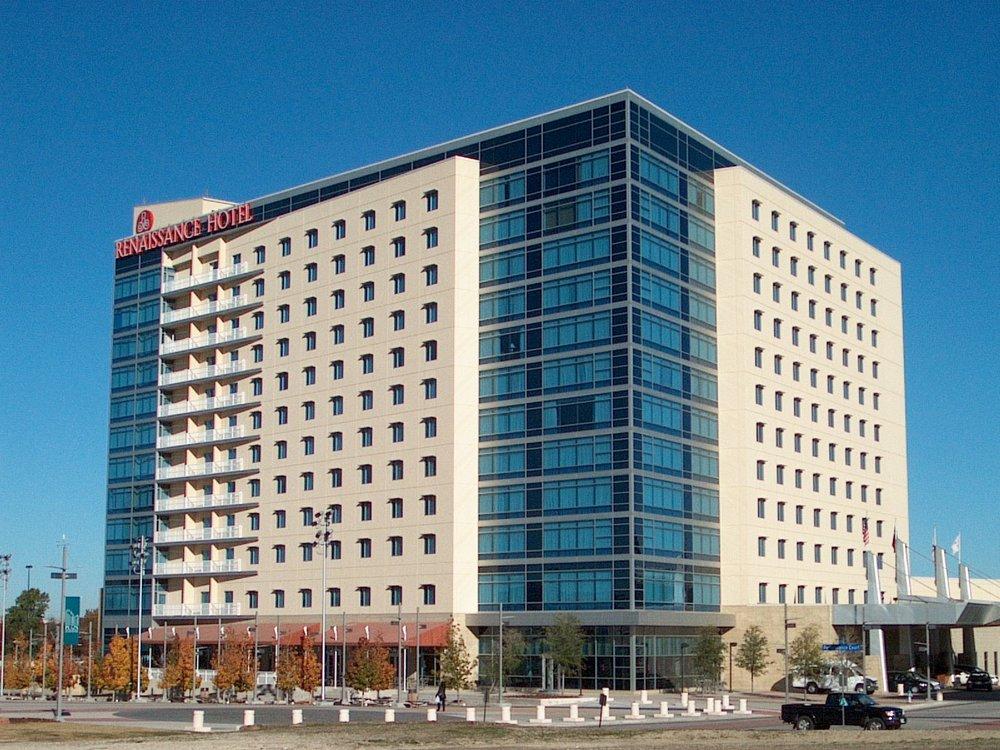 Renaissance Hotel Richardson, Tx.JPG