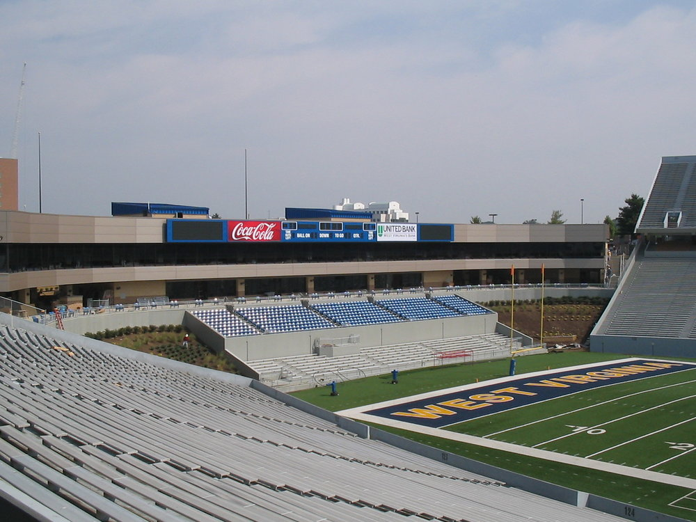 Mountaineer Field West Virginia Morgantown, WV 1.jpg