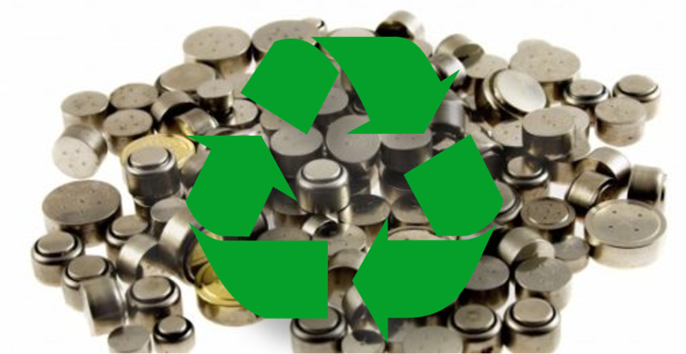 We Recycle Used Batteries - Bring in your used hearing aid batteries and we will recycle them for you!
