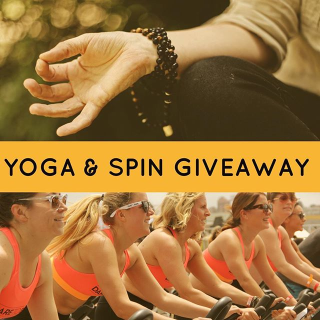 We're five days away from festival day, enter to win our Yoga + Spin giveaway! SOULSYNC has partnered with SoulCycle! You'll receive  4 Complimentary Tickets to SOULSYNC FitYoga Festival featuring 20+ classes led by local instructors - unlimited class pass! 4 Free One Class Passes to SoulCycle San Diego!  Enter to win by: - Tag you +3 friends you want to bring with you - follow @_soulsync Giveaway ends Thursday 10/11 at 2pm!  #giveaway #sandiegogiveaway #sandiegoevents #sandiegoyoga #sandiegoyogafestival #healthylifestyle #yogafestival #sandiego #sandiegofitness #fitness #fitnessfestival #northparksandiego