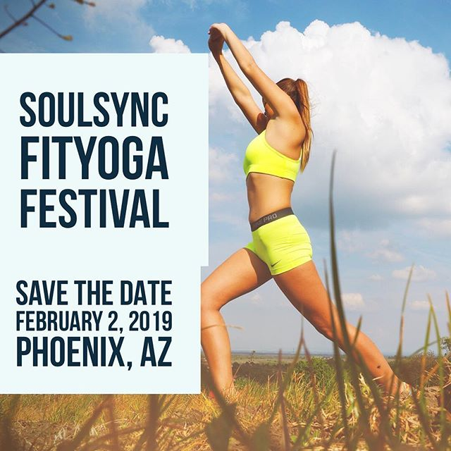✨Save the Date Phoenix✨ Join us for a day of community, fitness, yoga, music, and more!  #phoenixyoga #phoenixarizona #phoenixfitness #yogaeverydamnday #phoenixyogacommunity #phoenixwellness #arizona #yoga #fitnessfestival #phoenixyogafestival #phoenixyogastudios