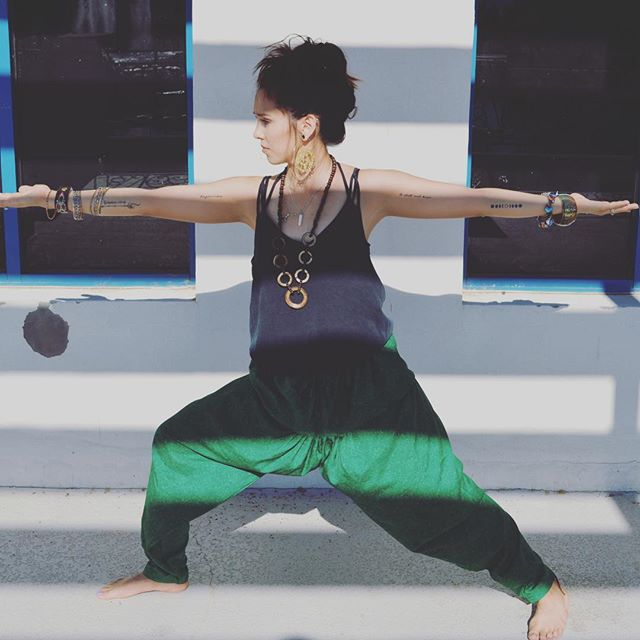 Is your inner warrior awakened? Join us this Saturday at the FitYoga Fest Phoenix for Awaken the Warrior class @ 9:30am taught by warrior yogi Celeste Stahl @yogi.bestill. Enjoy the day's full schedule at www.soulsync.live/azfest and get discounted pricing by inquiring with @yogi.bestill. We'll see you there! #phoenixyoga #phxyoga #scottsdale #tempearizona #mesaarizona #gilbertarizona #chandlerarizona #yogaallday #movement #beginneryoga #phxfitness