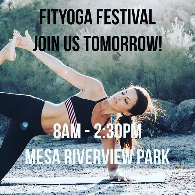 We're getting at it tomorrow, are you?! Stop in and attend five unique yoga classes including, manifestation workshop, live music yoga, and Intro to AcroYoga! Walk-ins welcome.  #phoenixyoga #phxyoga #tempearizona #scottsdale #yogaallday #getoutside #phoenixfitness #mesaarizona #phoenixarizona #gilbertarizona #chandleraz