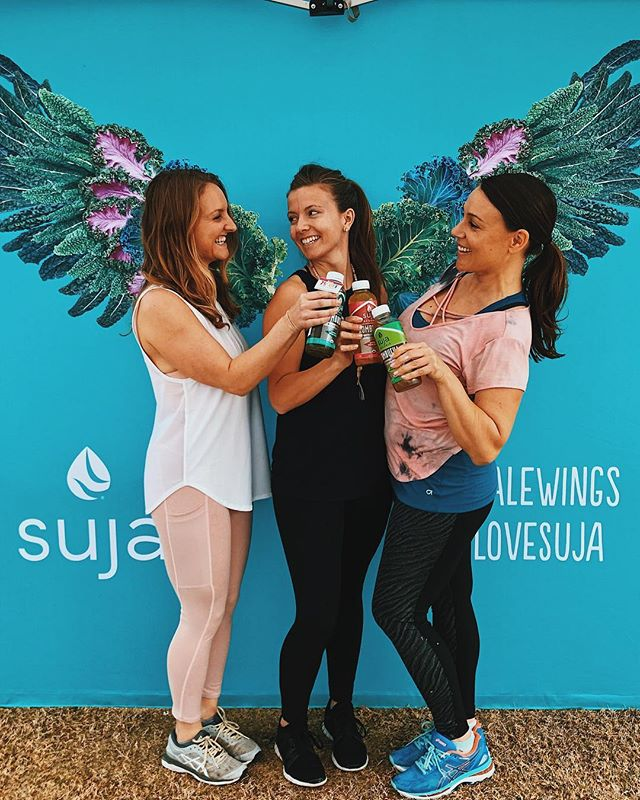 Grateful to be kicking off our second festival here in Phoenix and even more grateful for these two ladies - sisters, friends, and teammates #drinkplants . . . #soulsync #soulsyncfestival #phoenix #yoga #empowerthroughplay
