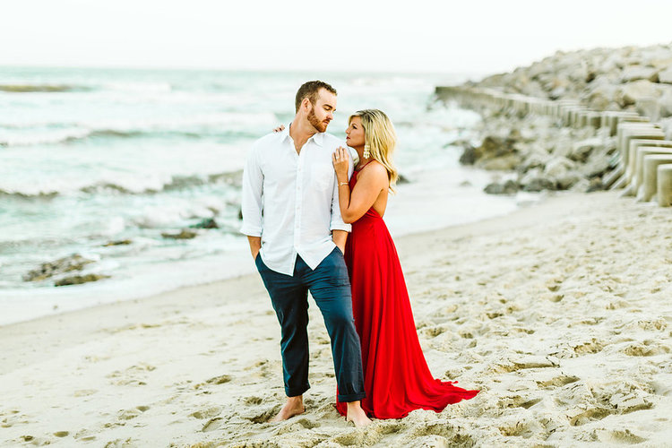 Sultry Beach Engagement By Megan Morales Photography How To