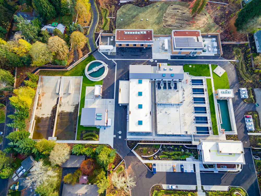 Lake Oswego – Tigard Water Treatment Plant, AWWA, Excellence in Engineering Award-Large Project Category, 2018