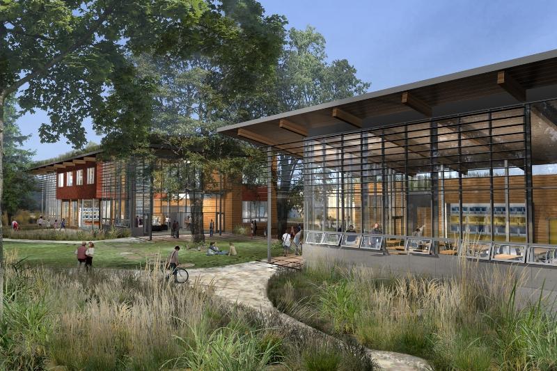 West Eugene Wetland Center