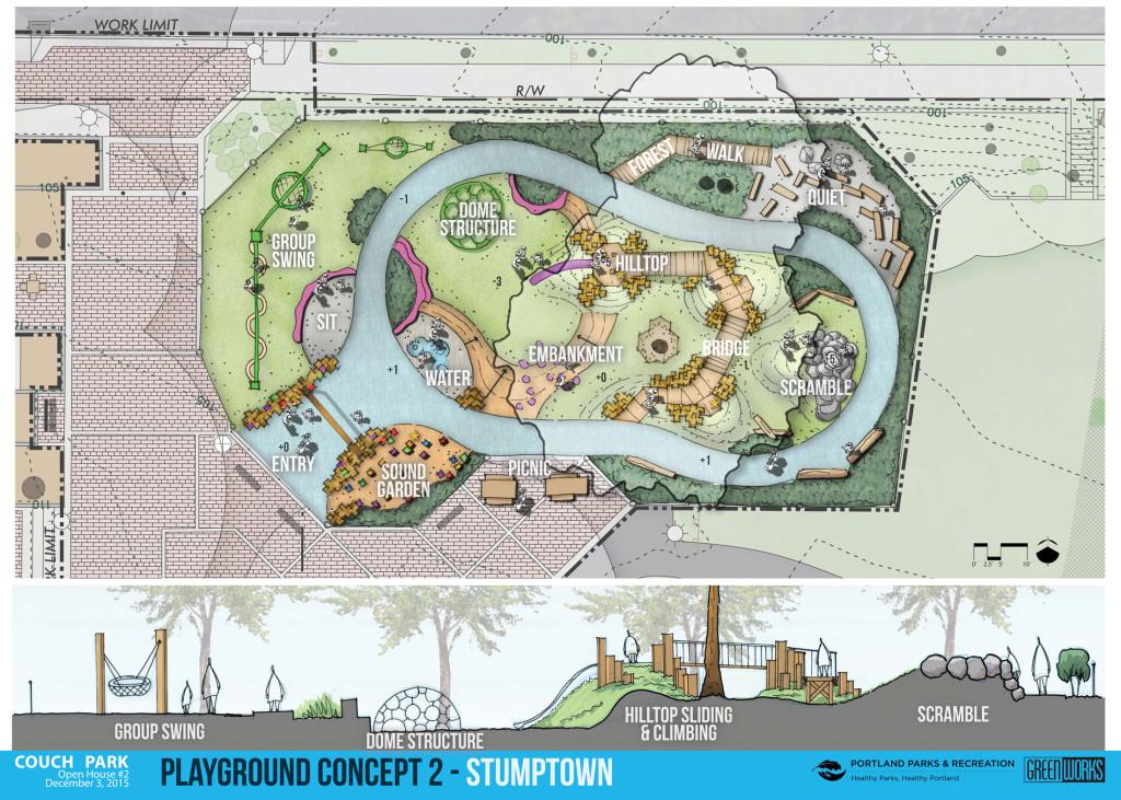 Concept 2 - Stumptown