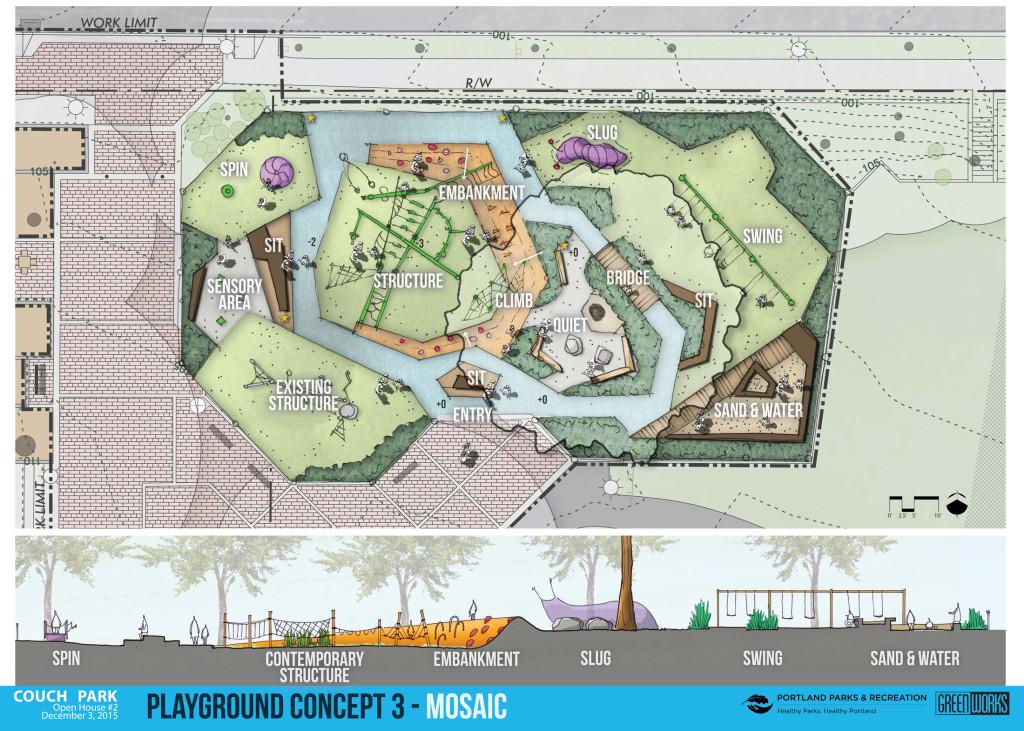 Concept 3 - Mosaic
