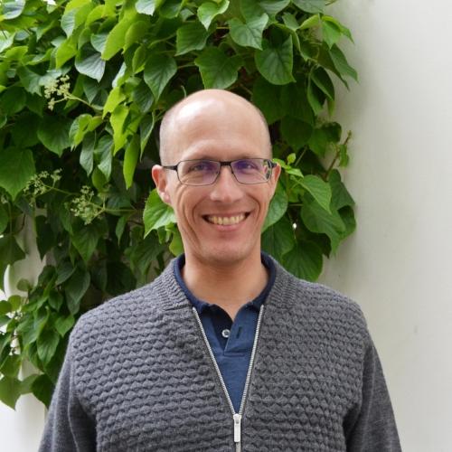 Andrew holder , landscape designer