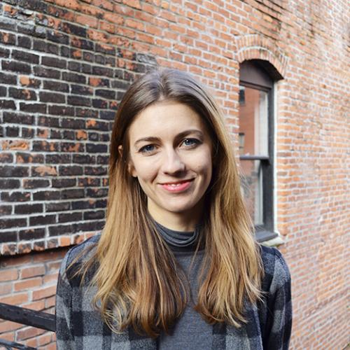 Judith Edwards , Marketing coordinator