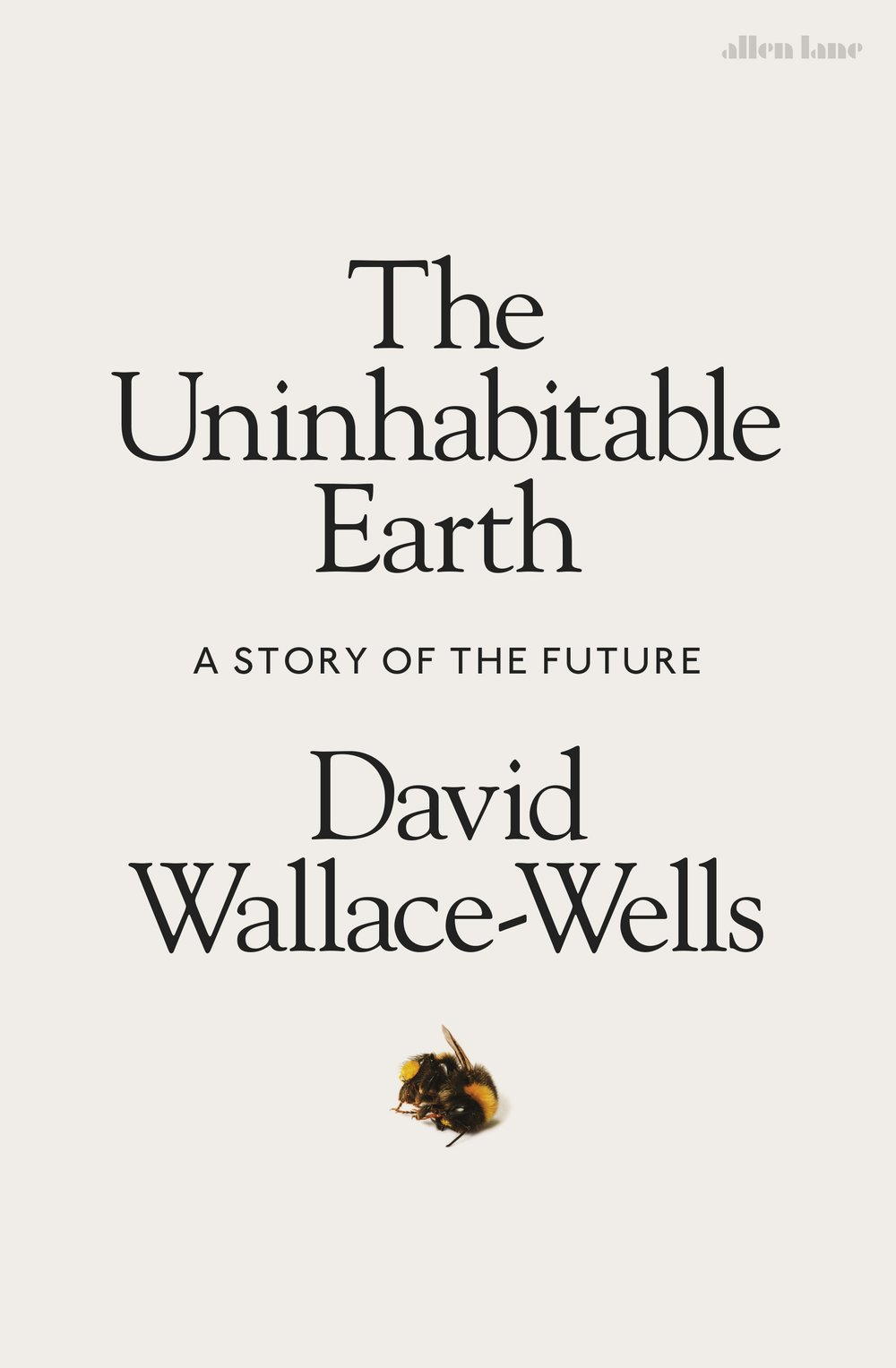 """The Uninhabitable Earth: Life After Warming - by David Wallace-Wells""""There's lots of books focused on how we can understand and think about climate change. This one connects with how we can feel about it, fully absorb what it means for our life and the planet, and perhaps inspire us to develop the courage to act with passion and purpose.""""- Jason King, Associate Principal, Landscape Architect"""